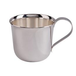 Dacapo Silver - Dopmugg Slät - Äkta Silver