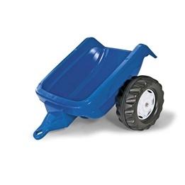 Rolly Toys - Rollykid traktorvagn Blå