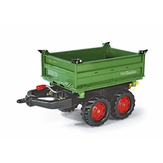 Rolly Toys - Fendt traktorvagn med tipp
