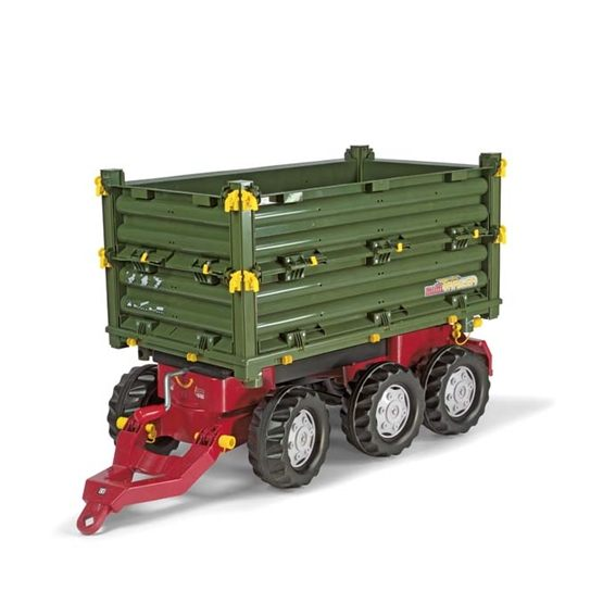 Rolly Toys - Rollymulti Trailer 3-Axle