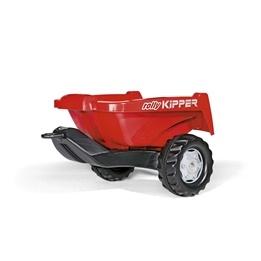 Rolly Toys - Rolly kipper traktorsläp Röd