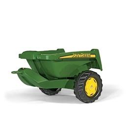 Rolly Toys - John Deere kipper traktorsläp
