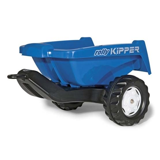 Rolly Toys - Rolly kipper traktorsläp Blå