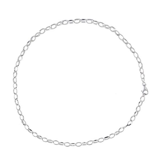 Dacapo Silver - Halsband 42 Cm Från Sagosmycken - Äkta Silver
