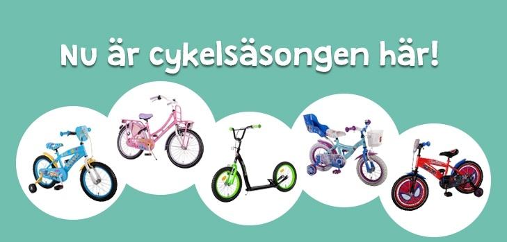 Cykelsäsongen är här!