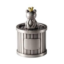 Dacapo Silver - Dosa Med Grodprins På Locket