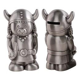 Dacapo Silver - Sparbössa Viking Nalleflicka