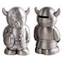 Dacapo Silver - Sparbössa Viking Nallepojke H 15 Cm