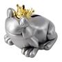 Dacapo Silver - Sparbössa Groda M Förg. Krona L 11 Cm