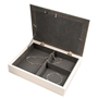 Dacapo Silver - Minneslåda Prinsessa 24,5X19 -5Xh5 Cm