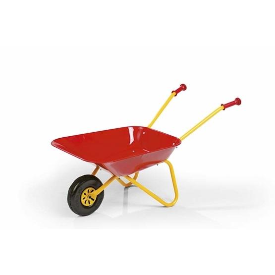 Rolly Toys - Metal Wheelbarrow Röd