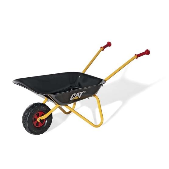 Rolly Toys - Metal Wheelbarrow Cat