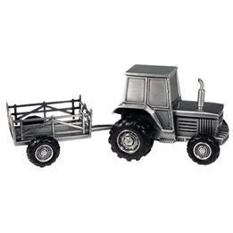 Dacapo Silver - Sparbössa Traktor Med Vagn
