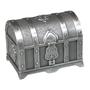 Dacapo Silver - Smyckeskrin Skattkista L 7 Cm