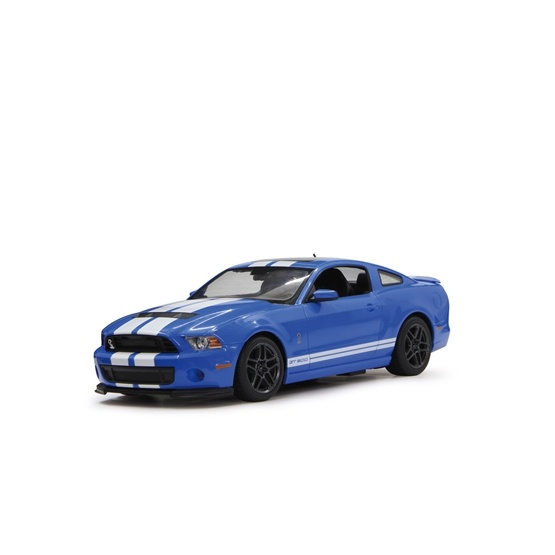 Jamara - Ford Shelby GT500 1:14 blue 27Mhz