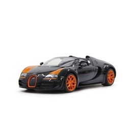 Jamara - Bugatti GrandSportVitesse1:14 black 2,4G