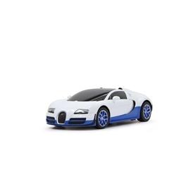Jamara - Bugatti GrandSportVitesse1:24 white 27MH