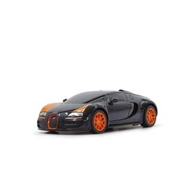 Jamara - Bugatti GrandSportVitesse1:24 black 40MH