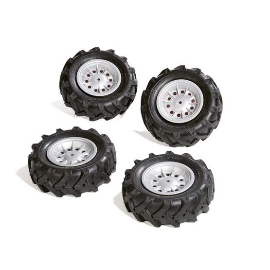 Rolly Toys - Pneumatic Wheels F. Tractors 308X98
