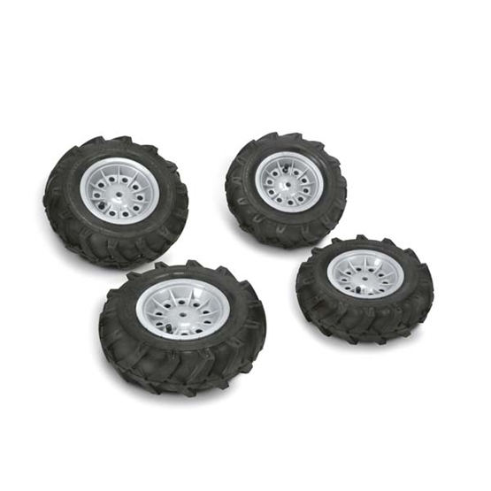 Rolly Toys - Pneumatic Wheels F. Tractors 2 X 310X95 - 2 X 325X110