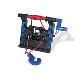 Rolly Toys - Svart winch