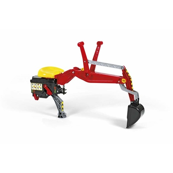 Rolly Toys - Rollybackhoe Lader