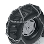 Rolly Toys - 2 Snow Chain F. Wheels 390X150