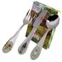 Dacapo Silver - Barnbestick Pettson Och Findus 3-Del