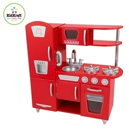 Kidkraft - Barnkök - Red Vintage Kitchen