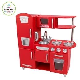 Kidkraft - Barnkök - Red Vintage Kitchen