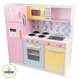 Kidkraft - Barnkök - Large Pastel Kitchen