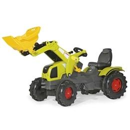 Rolly Toys - Rollyfarmtrac Claas Axos 340 - Rollytrac Lader