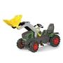 Rolly Toys - Rollyfarmtrac Fendt 211 Vario - Rollytrac L. - Pneum. Wheels