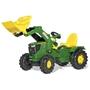 Rolly Toys - Rollyfarmtrac John Deere 6210R - Rollytrac Lader