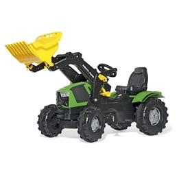 Rolly Toys - Rollyfarmtrac Deutz-Fahr 5120 - Rollytrac Lader