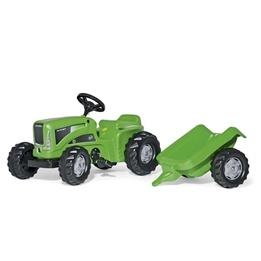 Rolly Toys - Rollykid Futura traktor med släp