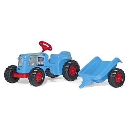 Rolly Toys - Rollykid Classic Traktor med släp