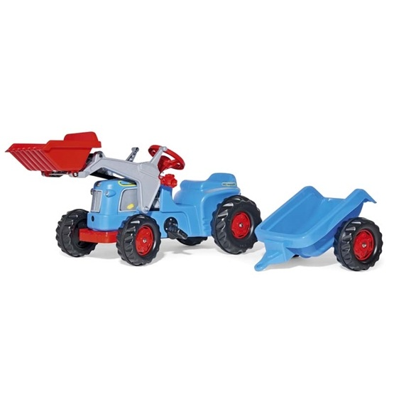 Rolly Toys - Rollykiddy Classictrac - Rollykid Trailer - Rollykid Lader