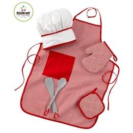 Kidkraft - Förklädesset - Röd