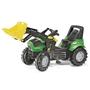 Rolly Toys - Rollyfarmtrac Deutz Agrotron 7250 Ttv - Rollytrac Lader