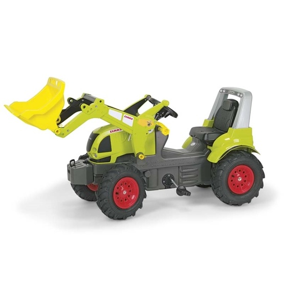 Rolly Toys - Rollyfarmtrac Claas Arion 640 - Rollytrac Lader - Pneum. Wheels