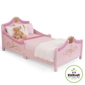 Sängar - Kidkraft - Barnsäng - Prinsessa