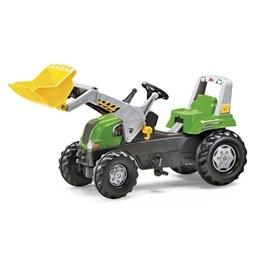 Rolly Toys - Rollyjunior grön Traktorlastare