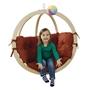 Amazonas - Hängstol - Kid'S Globo - Terracotta