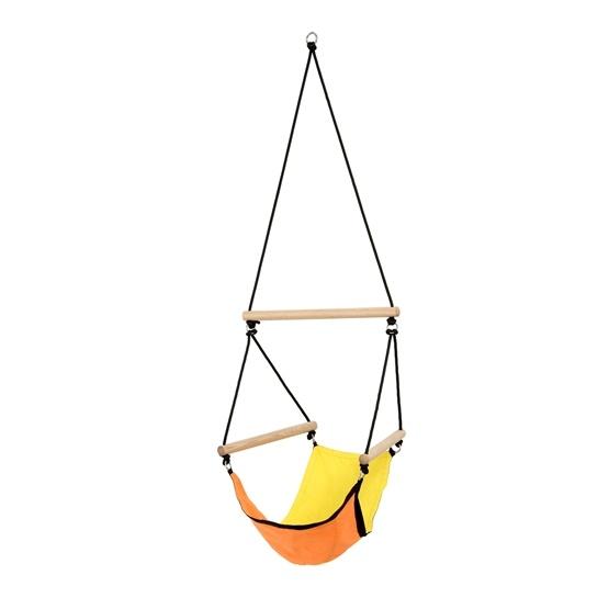 Amazonas - Hängstol - Kid'S Swinger - Gul
