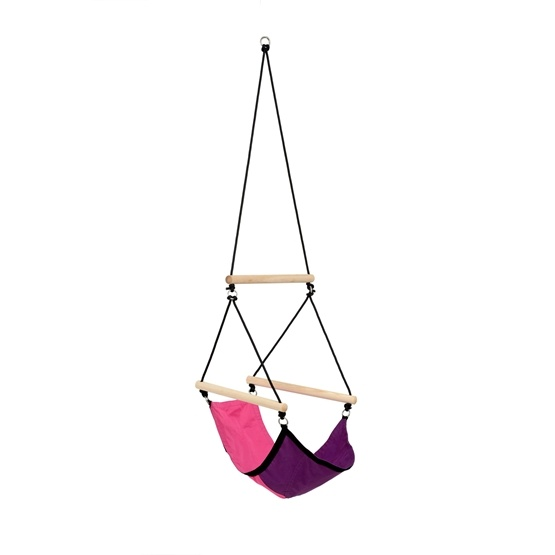 Amazonas - Hängstol - Kid'S Swinger - Rosa
