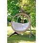 Amazonas - Hängstol - Globo Chair - Vit