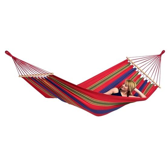Amazonas - Hängmatta - Aruba Cayenne - Röd - L