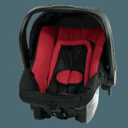 Axkid - Babyfix Babyskydd 0-13 Kg - Röd