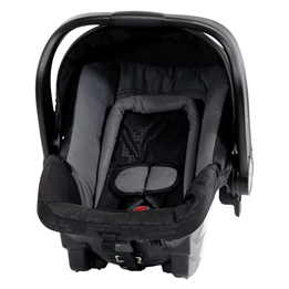 Axkid - Babyfix Babyskydd 0-13 Kg - Grå